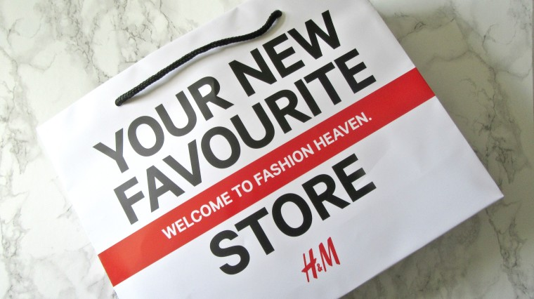 H&M Relaunch Bag