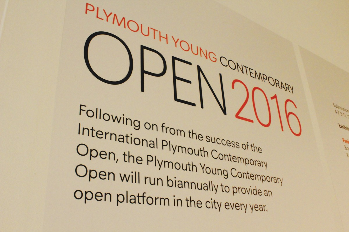 Plymouth Young Contemporary Open 2016