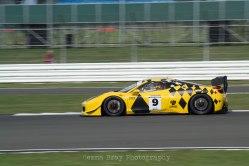 FF Corse - Ferrari 458 Challenge - #9
