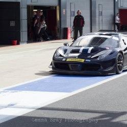 FF Corse - Ferrari 458 Challenge - #4