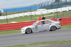 Geoff Steel Racing - BMW M3 E36 - #13