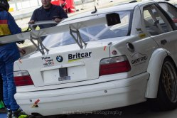 Geoff Steel Racing - BMW M3 E36 - #13
