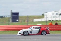 Track Focused - Porsche Cayman GT4 - #17