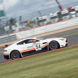 Whitebridge Motorsport - Aston Martin Vantage GT4 - #54