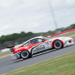 Willmott Racing/Merlin International - Porsche 997 - #70