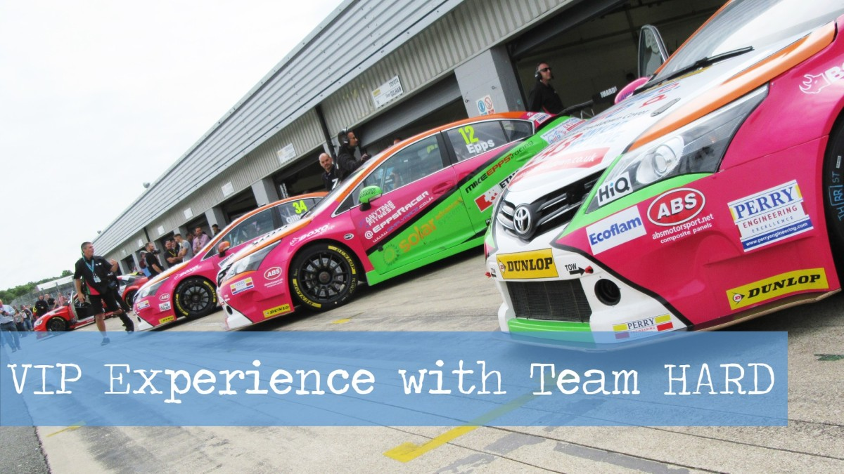 VIP Experience with Team HARD