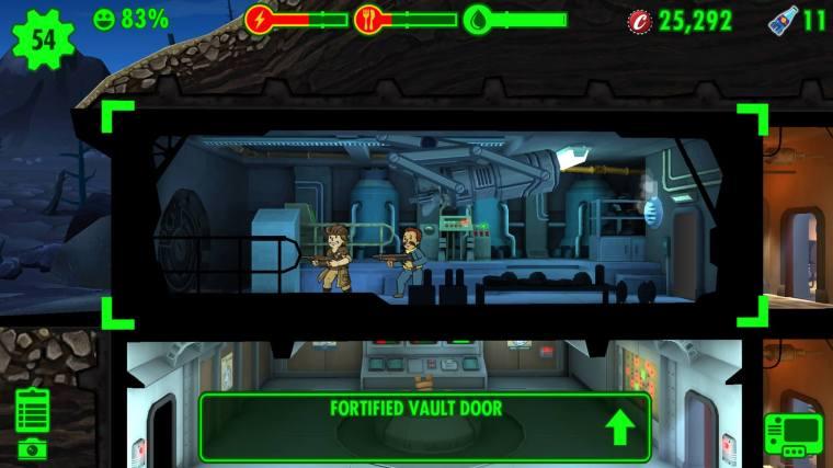 Fallout Vault Door