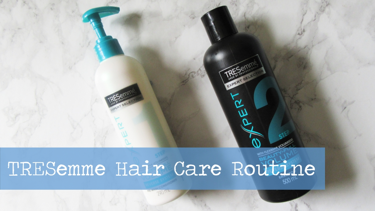 TRESemme Hair Care Routine