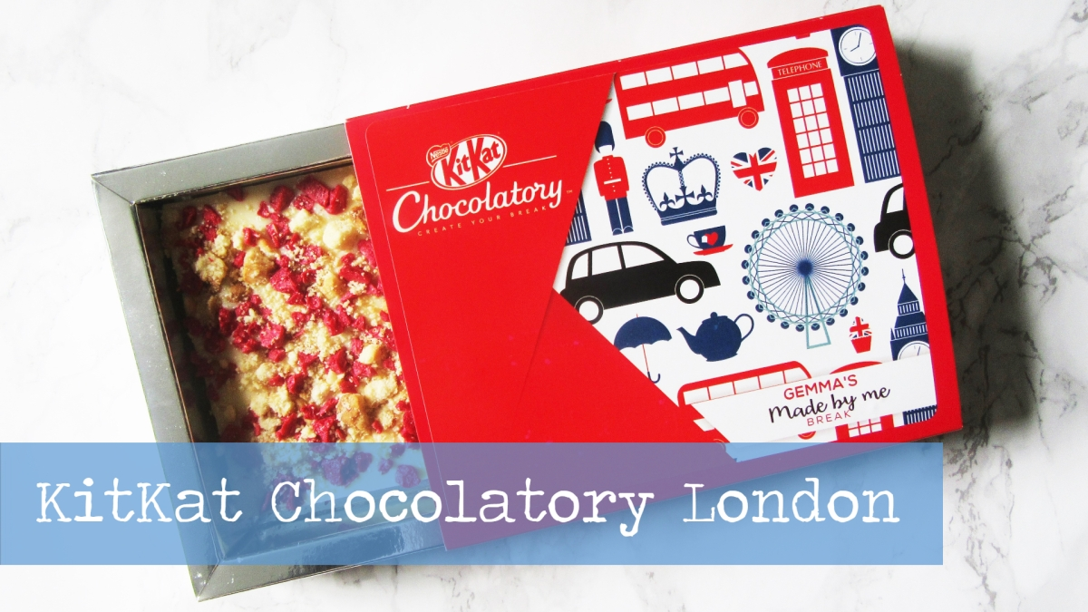 KitKat Chocolatory London