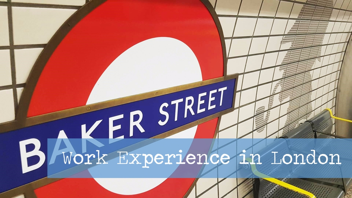 Work experience in London with Teneo Blue Rubicon
