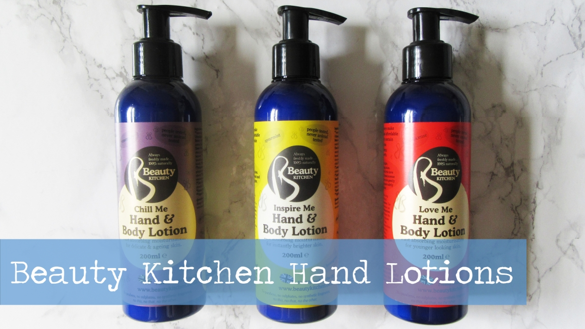 Beauty Kitchen Hand & Body Lotions