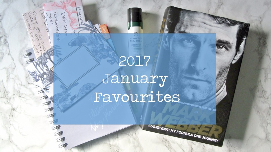 january-favourites