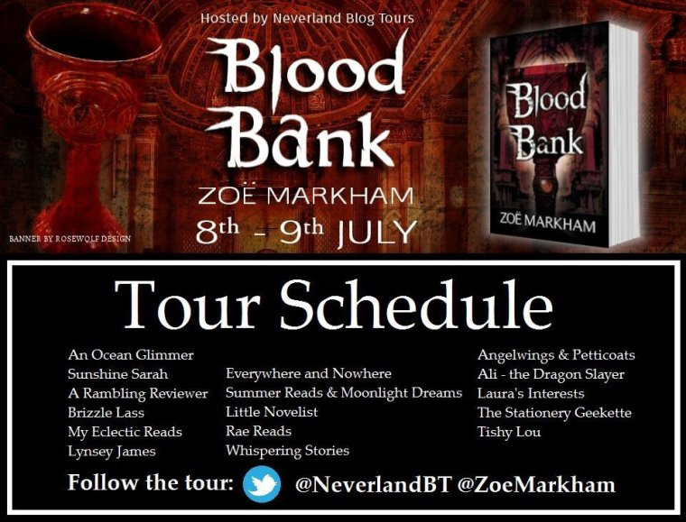 Blood Bank Tour
