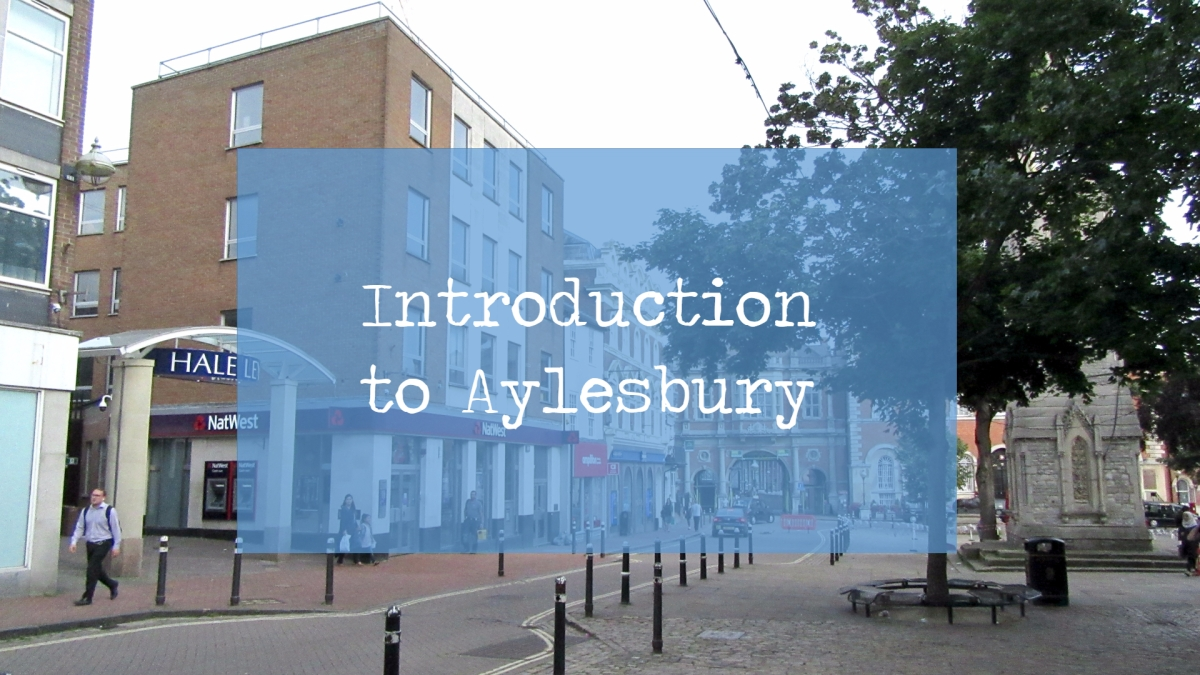 Introduction to Aylesbury