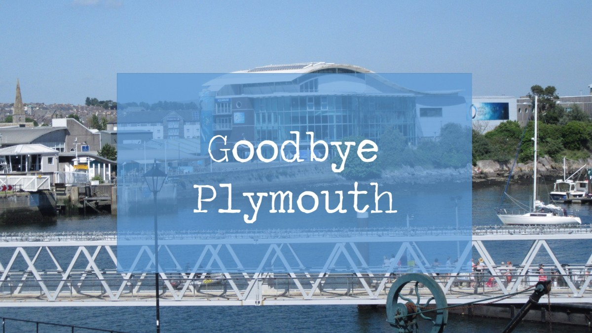 Goodbye Plymouth