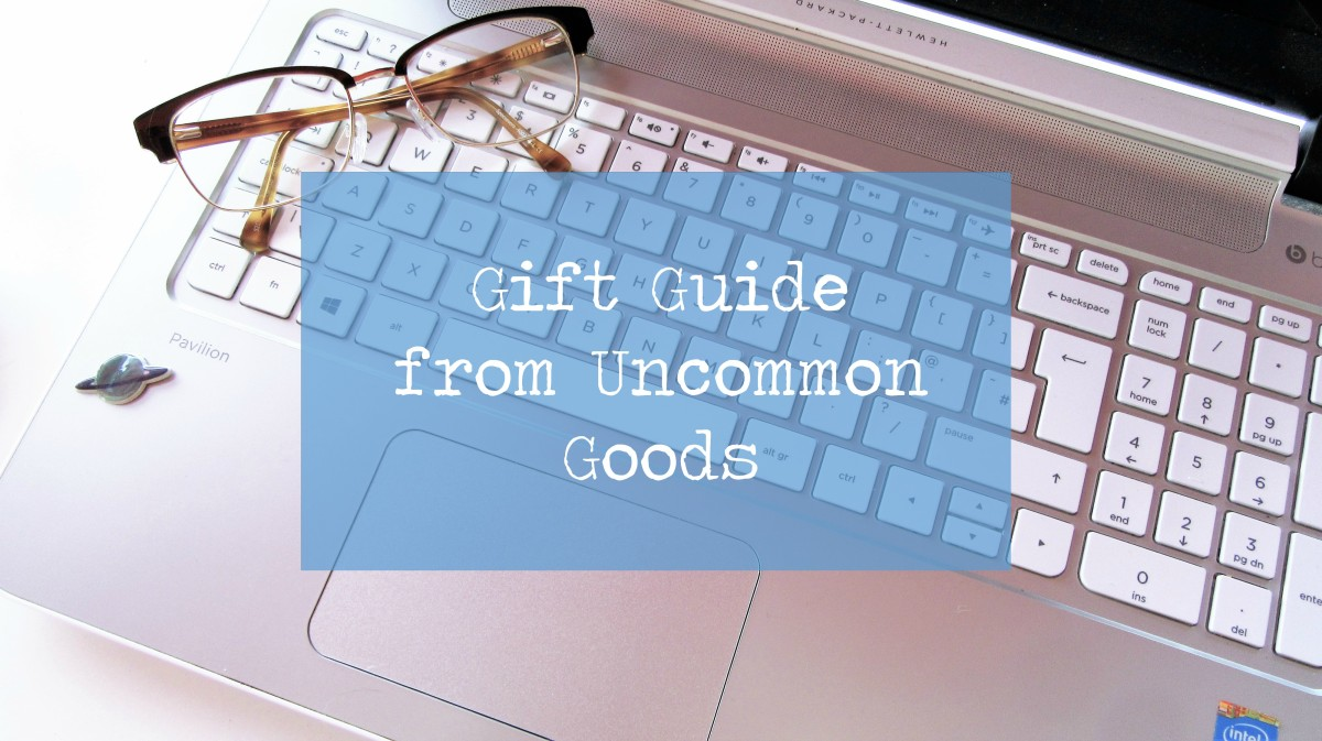 Gift Guide from Uncommon Goods