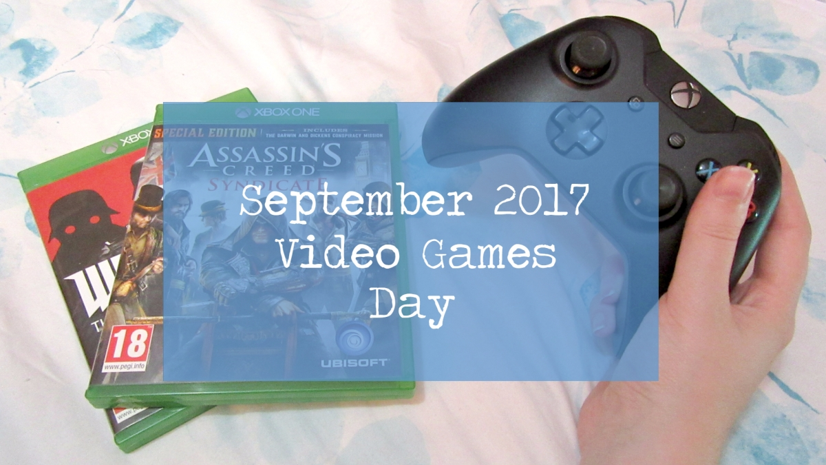 September 2017 - Video Games Day