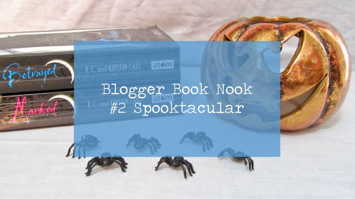 Blogger Book Nook #2 Spooktacular