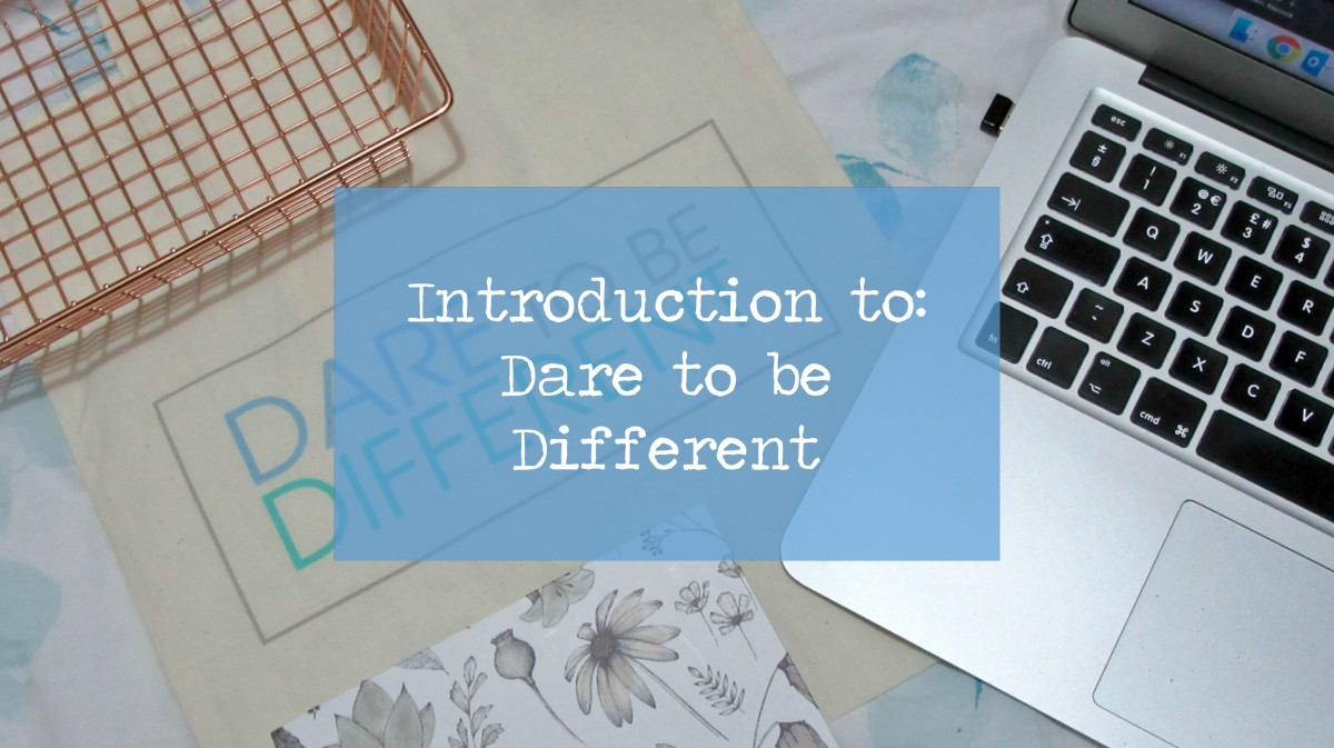 Introduction to: Dare to be Different
