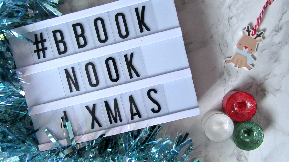 Blogmas Day 17 // Blogger Book Nook #4 Festive Reads