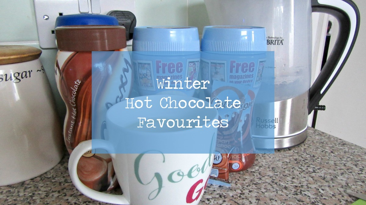 Blogmas Day 10 // Winter Hot Chocolate Favourites