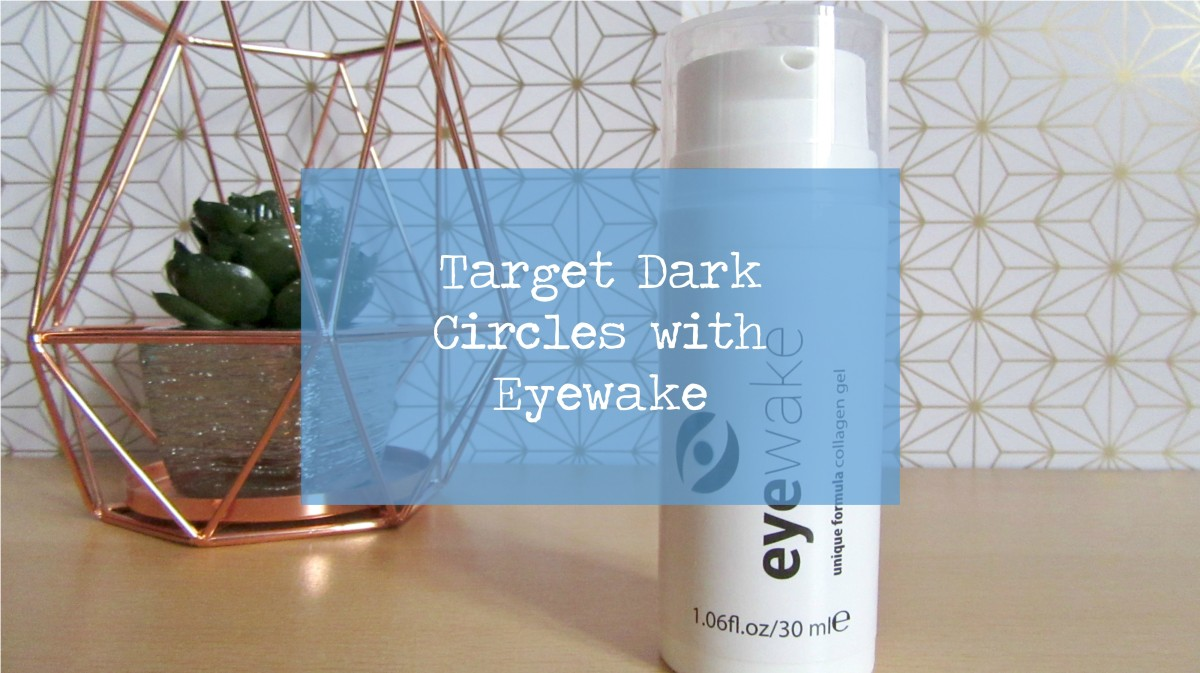 Target Dark Circles with eyewake