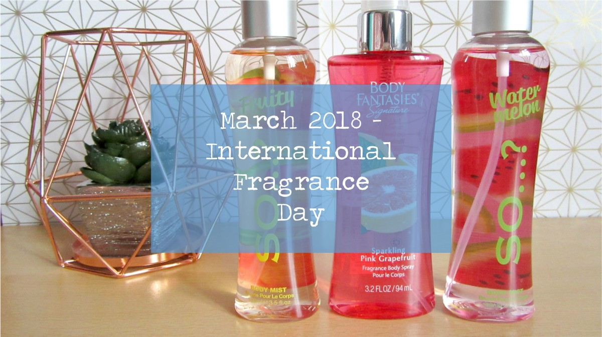 March 2018 - National Fragrance Day