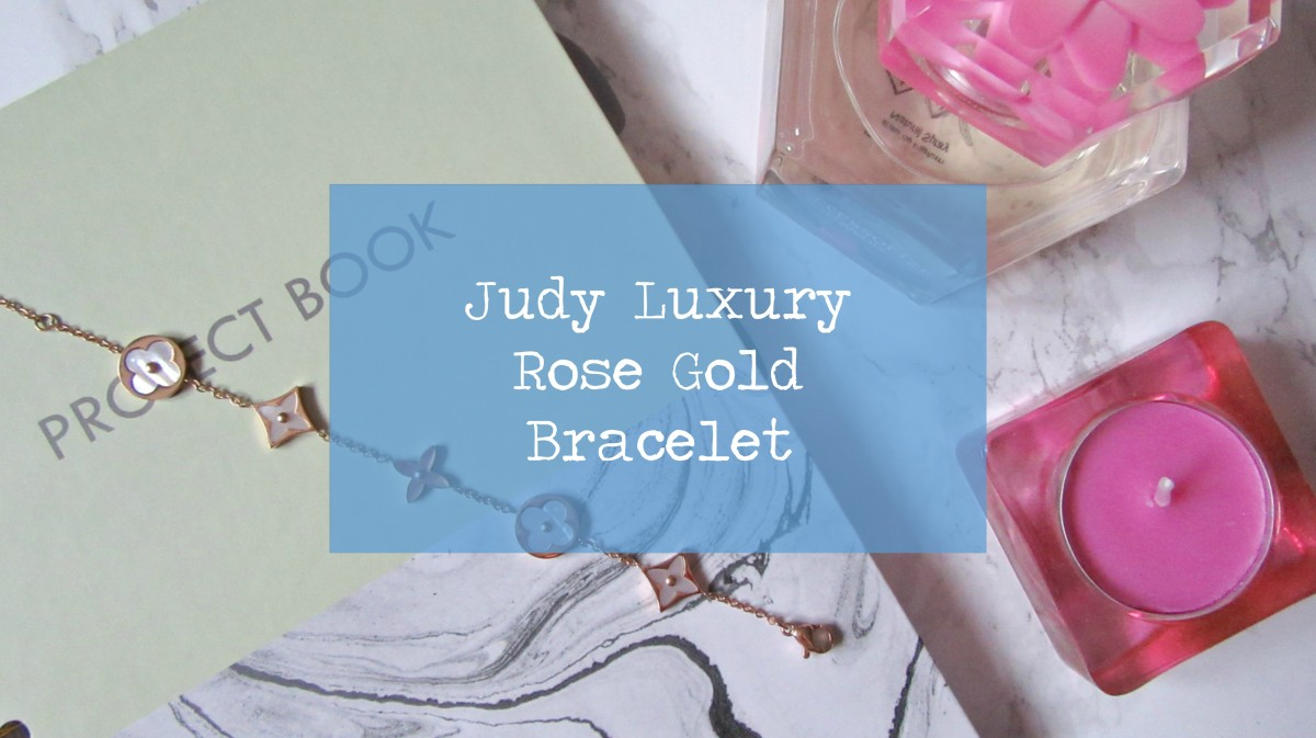 Judy Luxury Rose Gold Bracelet