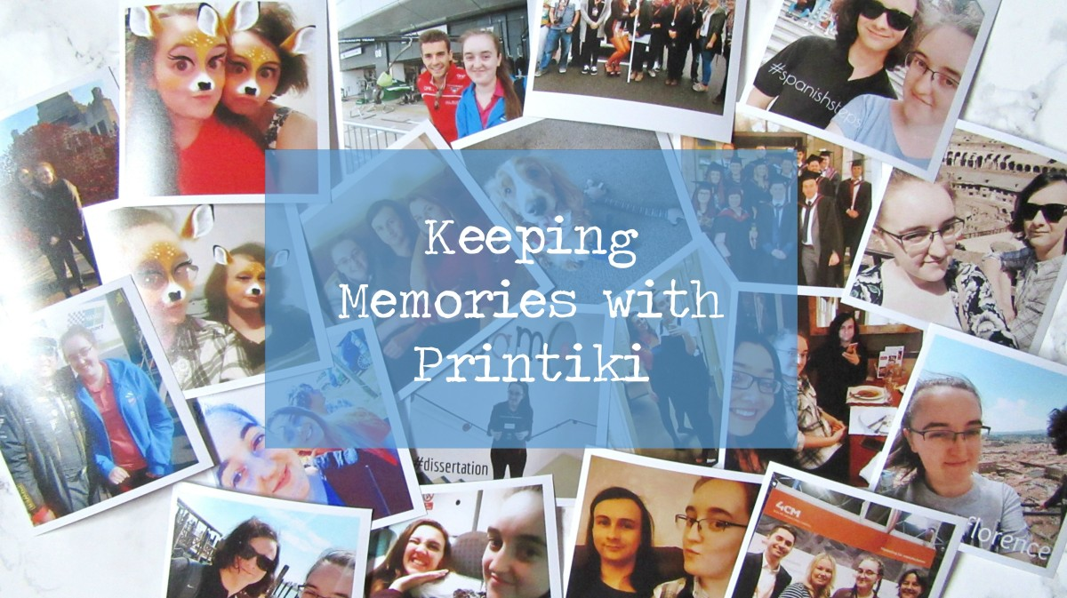 Keeping Memories with Printiki