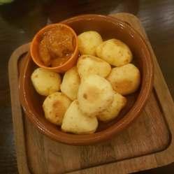 Cheese Dough Balls