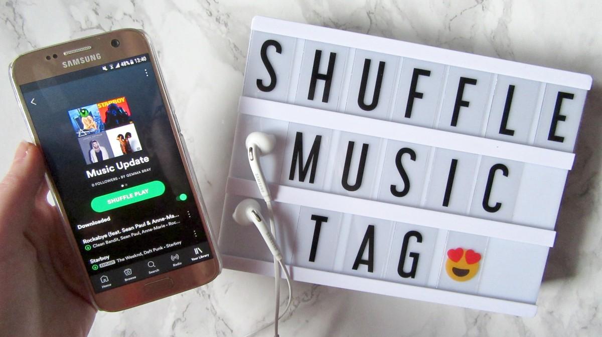 Shuffle Music Tag