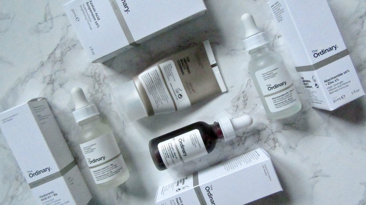 The Ordinary Skincare Range