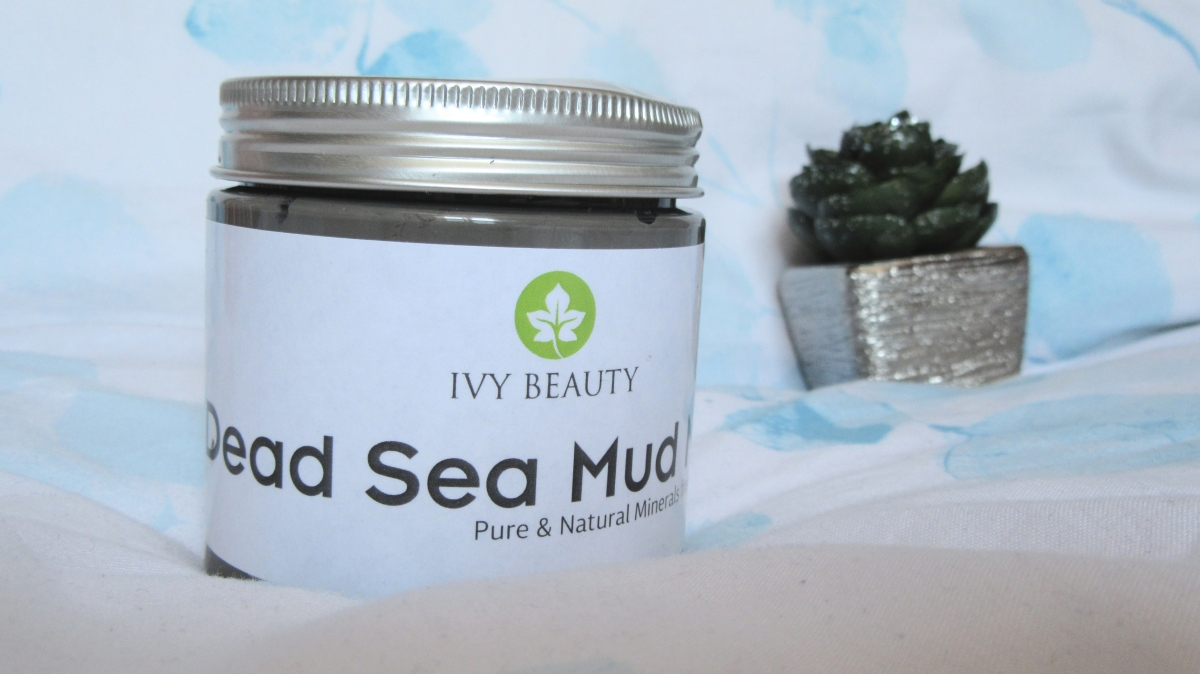 Dead Sea Mud Mask from Ivy Beauty