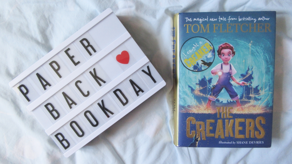 July 2018 // Paperback Book Day