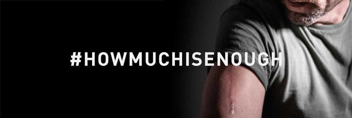#howmuchisenough // Skin Cancer Awareness Campaign