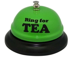 Ring for Tea