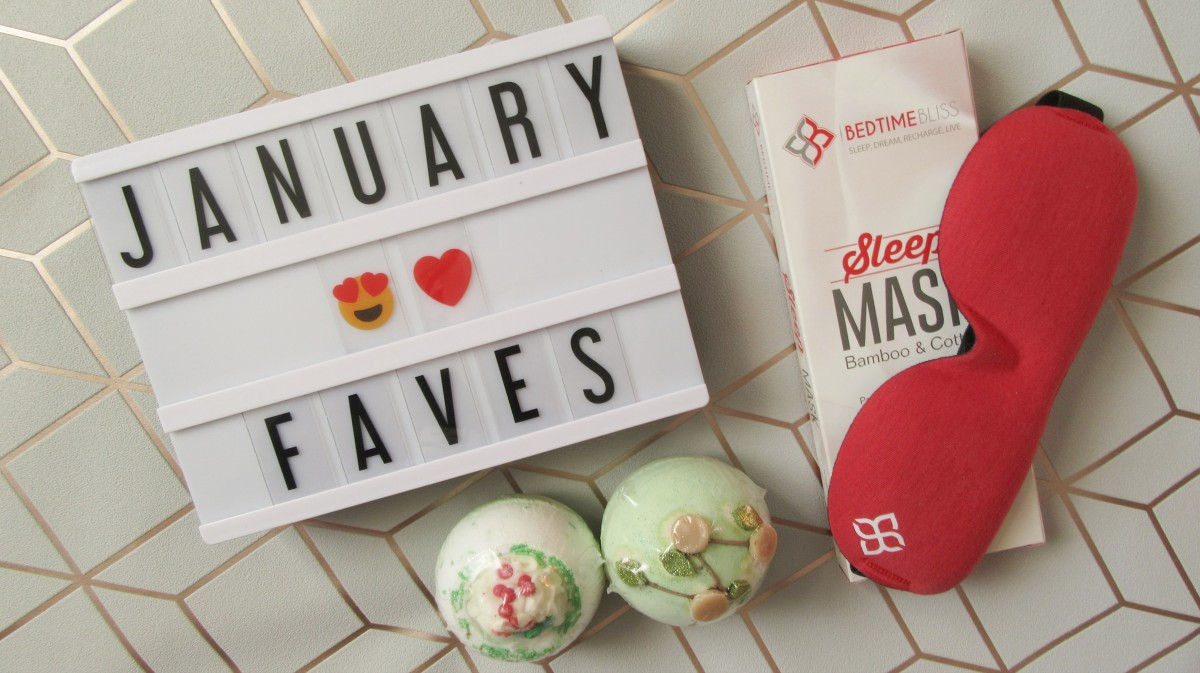 Monthly Favourites // January 2019